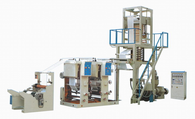 吹膜凹版印刷生产线