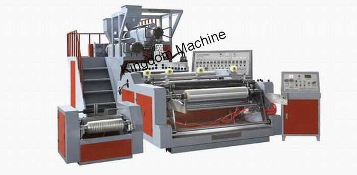 2 Couches Machine de Fabrication de Film étirable
