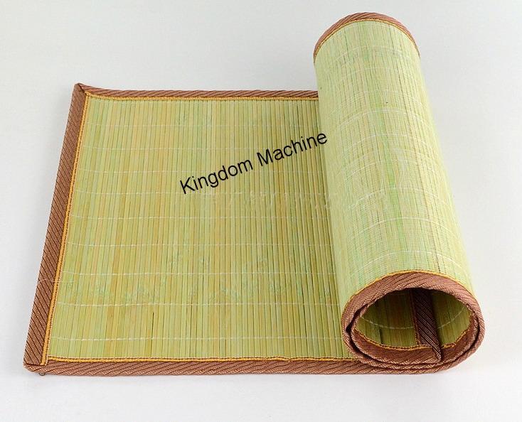 Bambou pour machine à sacs en plastique