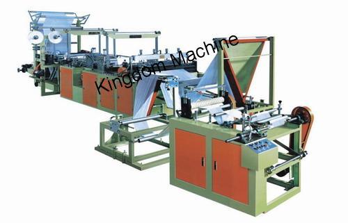 Machine de Fabrication de Sachet Poubelle PEBD Super Renforcés en Rouleau