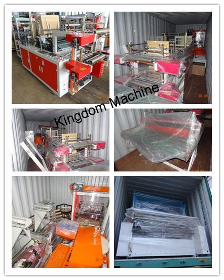 Machine à sacs en plastique et extrusion de film livrés à Dubaï