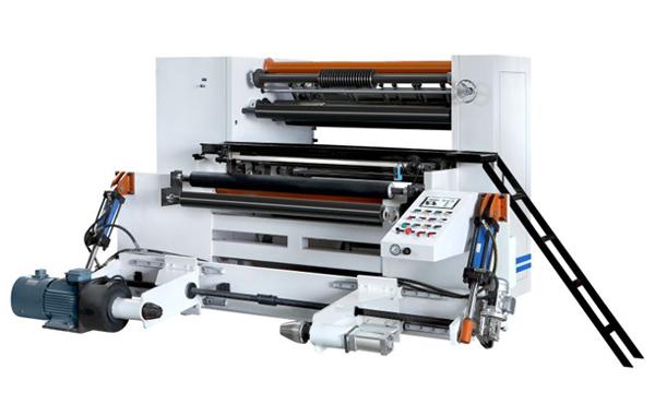LFQ-E آلة تقطيع الرولات عالية السرعة مع تحكم رقمي