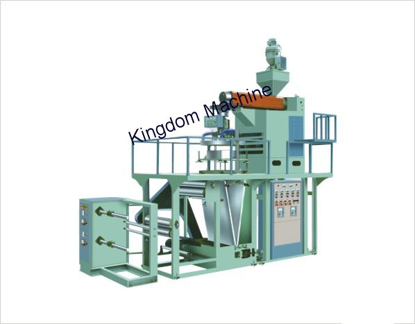 Polypropylene Blown Film Extrusion