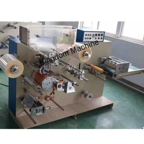 Drinking Straw Group Packing machine (4 Side Sealing)