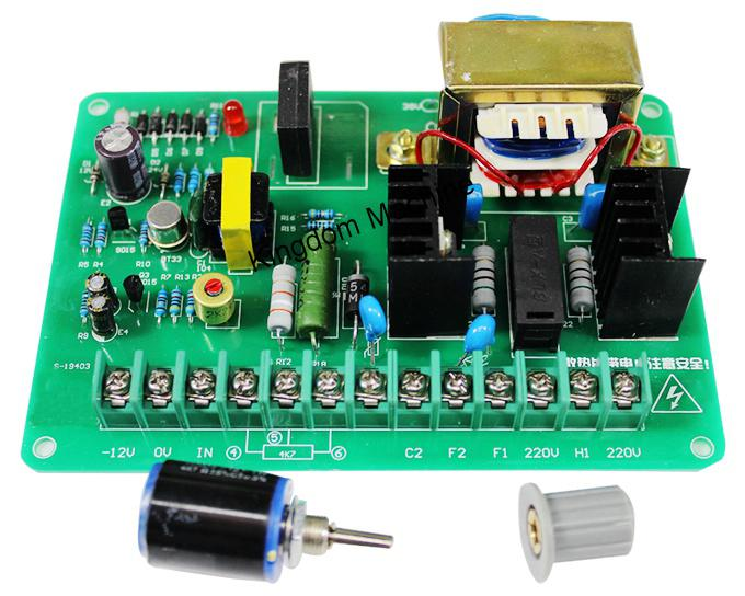 Speed Control Board