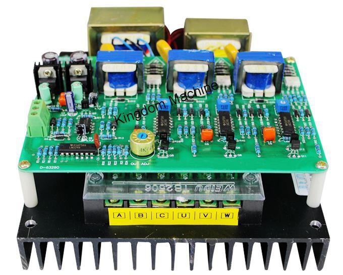 Torque Motor Controller Board