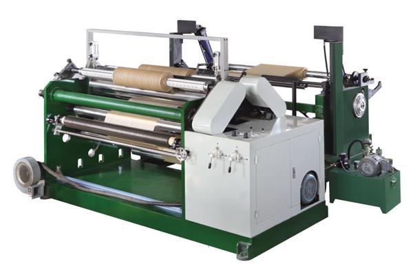 Máy chia cuộn giấy